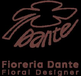 Logo fioreria Dante
